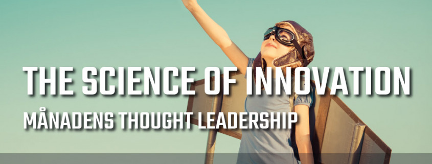 The sciience of innovation